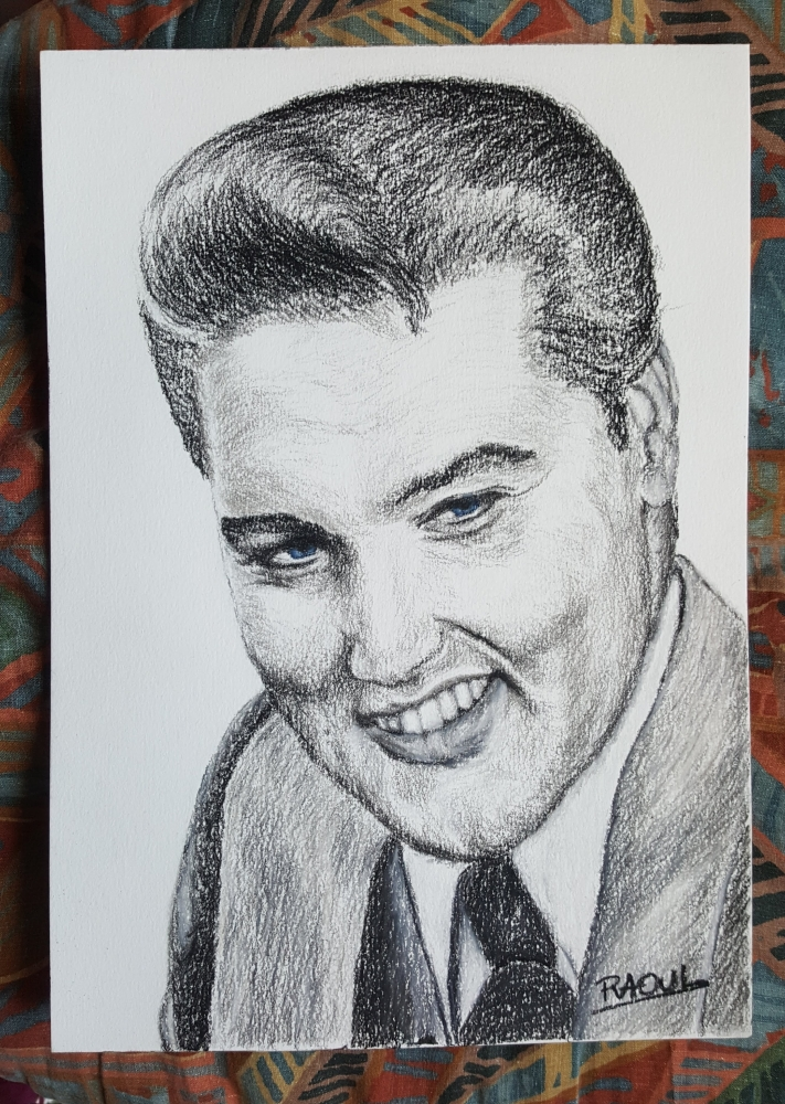 Elvis Presley par Raoul.G